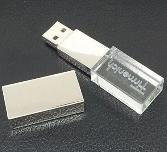 High Quality Luxury 2GB 4GB 8GB 16GB USB Flash Drive Crystal USB Stick