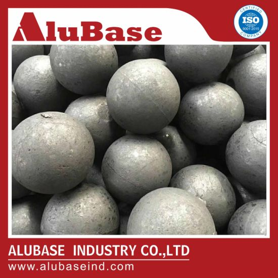 Dia 8-130mm Grinding Cast Steel Ball for Metal Mining