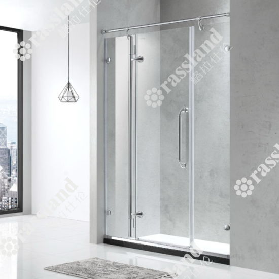 Zhongshan China Wholesale Customized Competitive Price Tempered Glass Hotel Bathroom Shower Room
