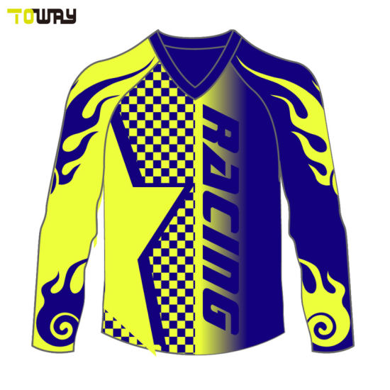China Custom Blank Wholesale White Motocross Jersey - China ... 7ee51224d