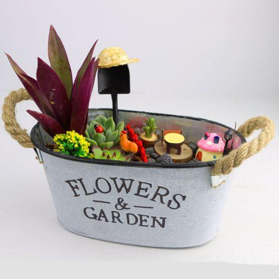 Wholesale Fairy Garden Set Miniature Fairy Garden Decor