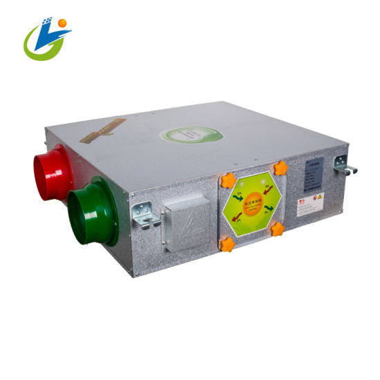 China Manufacturer Erv/Fresh Air Ventilator Unit/Central Air Conditioner/Ahu HVAC
