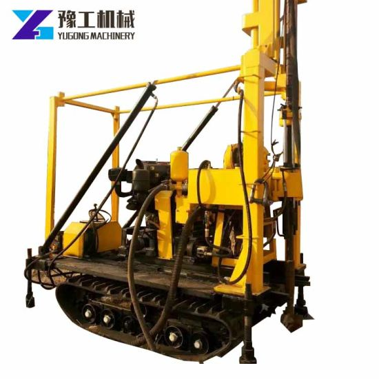 Yg Factory Direct Supply Crawler Core Drilling Rig