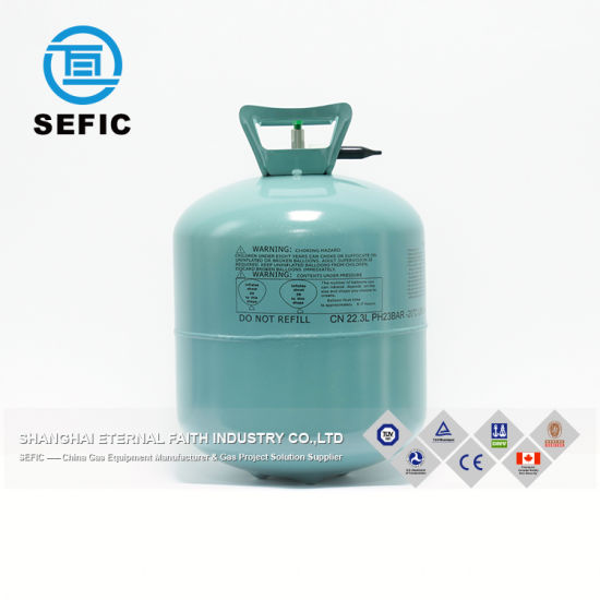 China New Disposable Helium Gas for Balloons Gas Cylinder - China