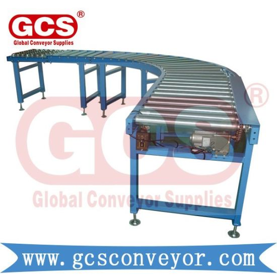 Logistical Gravity Roller Conveyor Light Duty Roller Conveyor Line pictures & photos