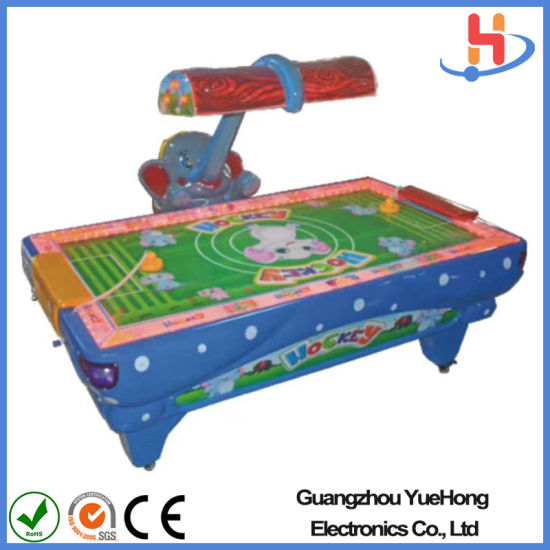 China Elephant Figure High Profitable Excitement Frb Kids Air Hockey