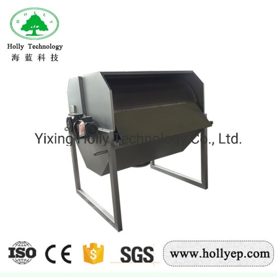 Easy Operation Rotary Drum Screen for Coarse and Fine Solids Separation