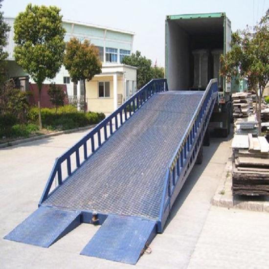 6 Ton 8 Ton 10 Ton 12 Ton Car Ramp with Ce Certification