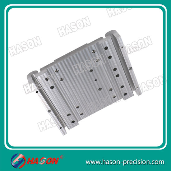 CNC Machining 6061 Aluminum Alloy Semiconductor Linear Module Parts pictures & photos