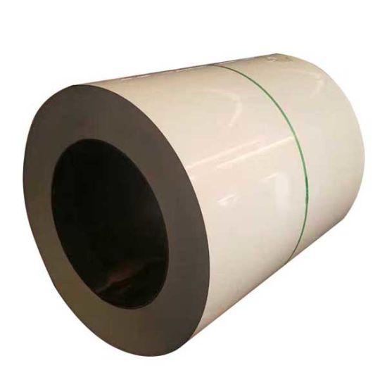 Color Coated Galvanized Steel Sheet in Coil/PPGI Manufacturer PPGI Supplier Ral Color PPGI