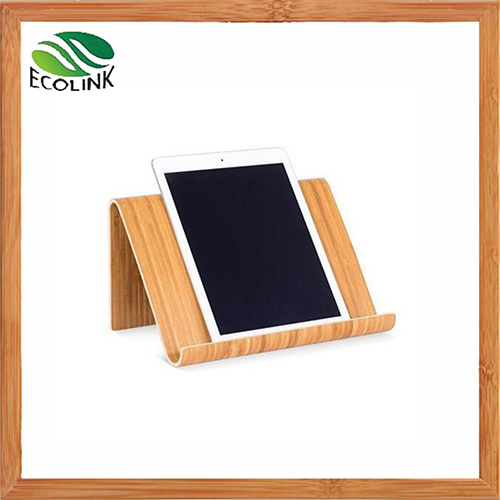 Bamboo Tablet Holder and iPad Stand pictures & photos