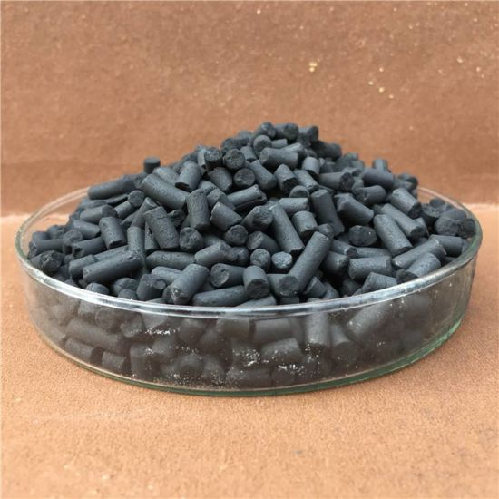 Cylindrical Activated Carbon Air Purfication