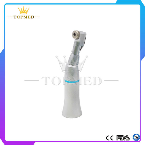 Dental Supply 1: 1 Wrench Type Contra Angle Low Speed Handpiece