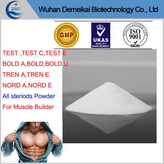 China Best Quality Steroids Powder 99% Purity Good Sample