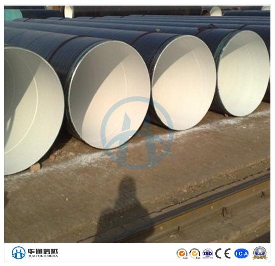 Sawl Carbon Steel Pipe API 5L Psl1, Grade X56, 3lpe