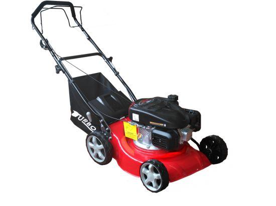 17 Inch Self-Propelled Gasoline Grass Cutter Lawn Mower