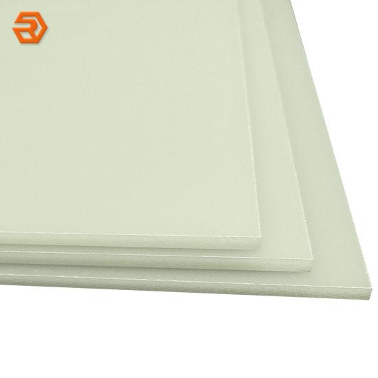 Epoxy Fiberglass G10 Sheet for Producing G10 Fastener