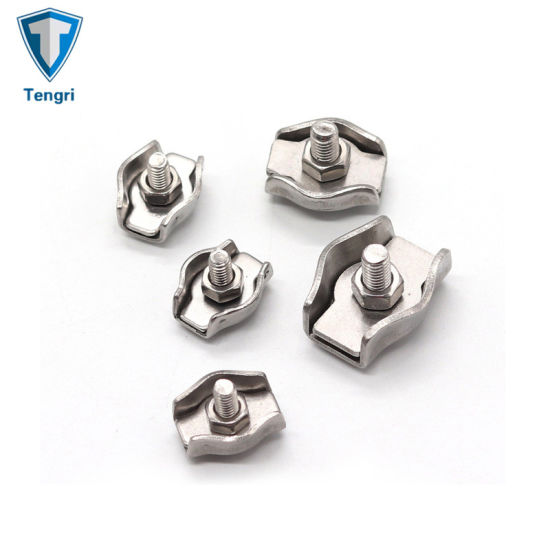 5 Pieces 201 Stainless Steel M10 Toothed Flange Hexagon Lock Nuts