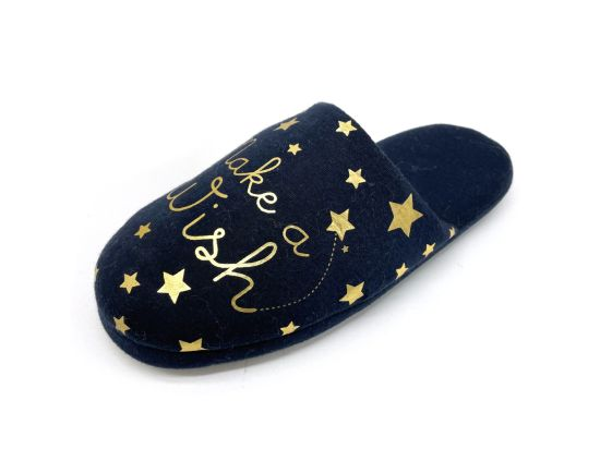 Star Printing Home Slippers and Star Printing Indoor Slipper