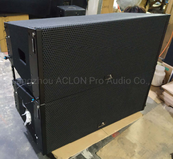 Lat212A Self-Powered DJ Subwoofer DSP Active Line Array Speaker