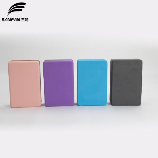 Sport Eco-Friendly EVA Foam Yoga Block