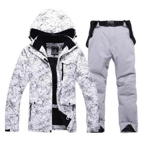 OEM Outdoor Ski Jacket and Pants Set Womens
