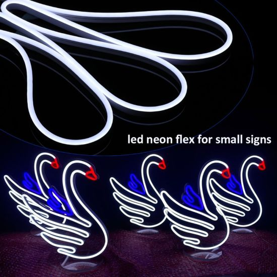 Easy Cut 2.5cm or 1.0cm LED Neon Light for Signage Lighting and Decoration Lighting