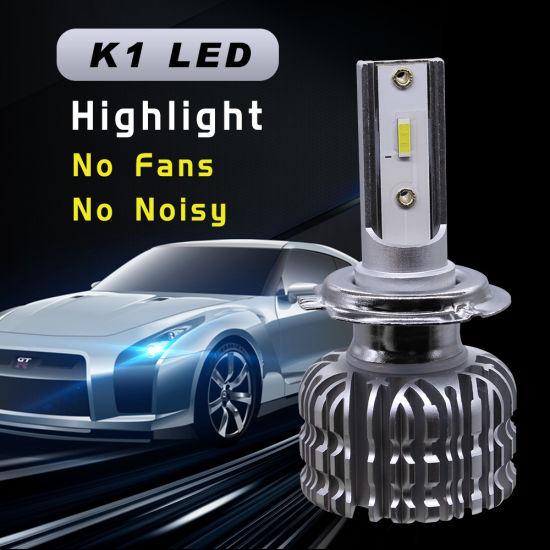 LED Light Bulb H1 H3 H4 H7 H11 Hb3 Hb4 9005 9006 LED Car Light Head Lamp