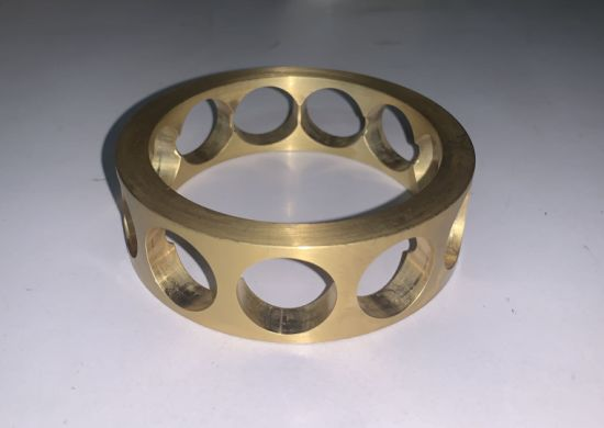 Brass Cage Angular Contact Ball Bearing pictures & photos
