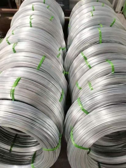 Good Quality 2.2mm Hot Dipped Iron Gi Galvanized Steel Wire