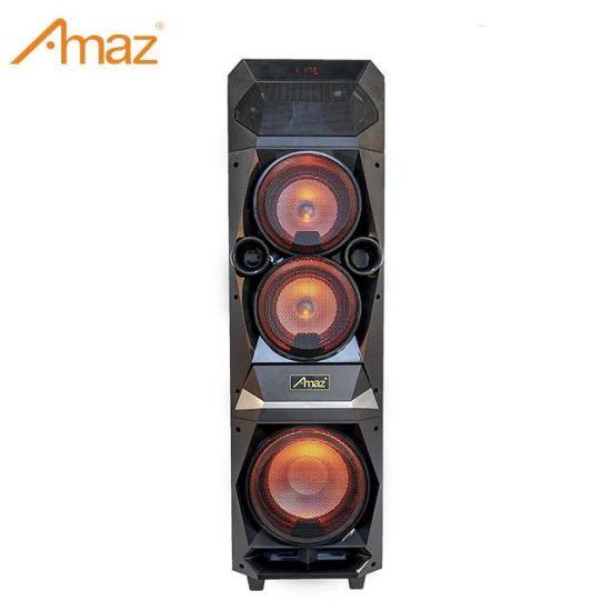 OEM Speaker Manufacturer Portable Karaok Speaker with Light