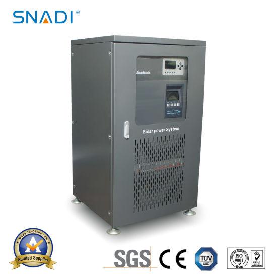 10kw 15kw 20kw Single Phase Pure Sine Wave Inverter Built-in Solar Controller Hybrid Solar Inverter