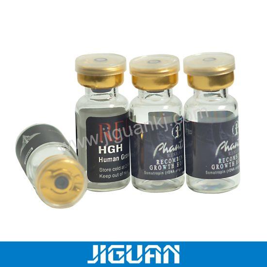 2ml Injection Medical Vial Bottle for HGH/Peptide/HCG/Steroid