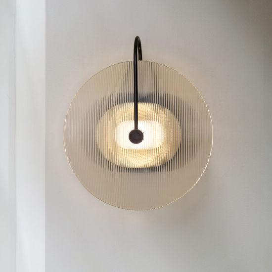 Modern Gl Marble Wall Scones Light