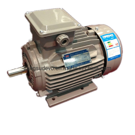 Jiangsu Devo Factory Ye2 Series Three Phase AC Electric Motor/3 Phase Induction Motor