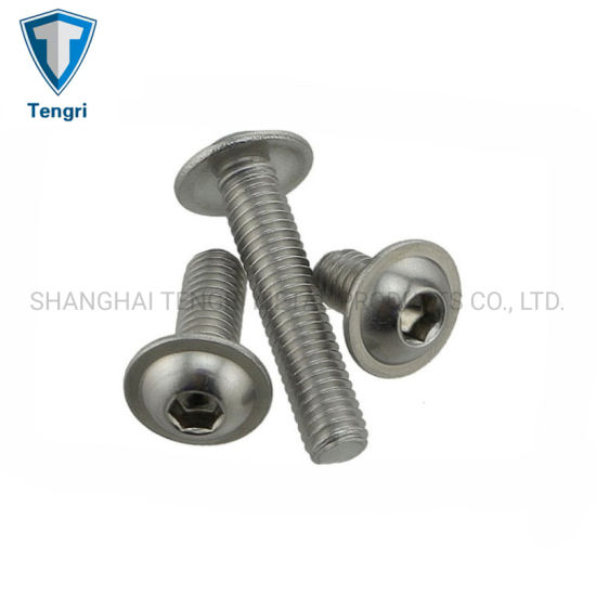 Nuts Washers 300 M5 M6 M8 Allen Bolts Stainless Steel Button Head Socket Caps