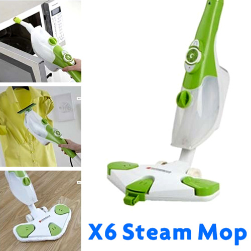 X6 Steam Mop 6 in 1 Steam Mop pictures & photos