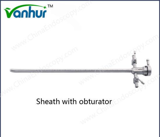 Urethral Cystoscopy Sheath with Obturator