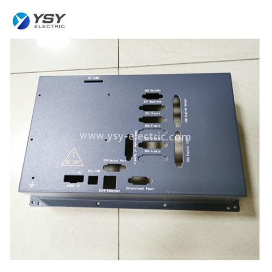 Custom Sheet Metal Stamping Fabrication Aluminum Letter Enclosure