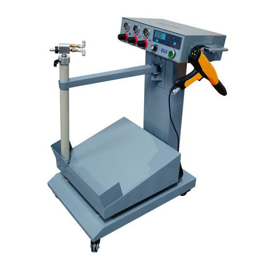 Smart Pulse Powder Coating System Powder Coating Equipment (Colo-610)