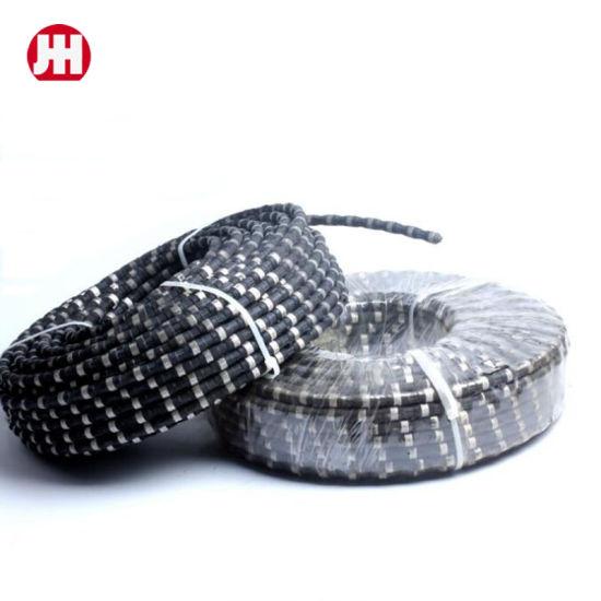 11 5mm Granite Mine Quarry Mini Diamond Wire Saw Cutting Rope for Sale