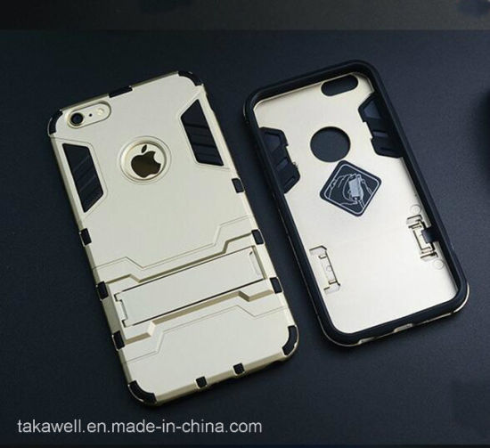 China Wholesale Mobile Phone Accessory OEM Iron Man Armor Case for iPhone 5 5s Se Cell Phone Cover Case pictures & photos