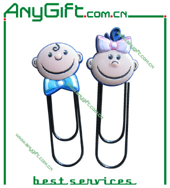 PVC Bookmark with Customized Color and Logo (LAG-PBM-07) pictures & photos