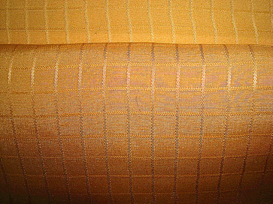 Silk Eco Friendly Fiber Interweave Fashion Fabric pictures & photos