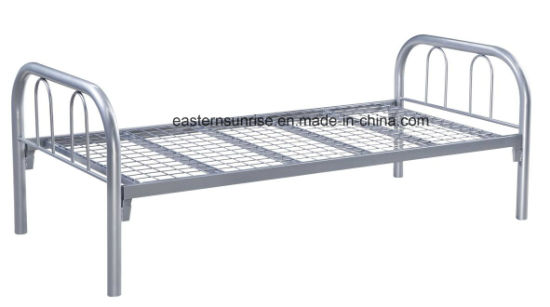 China Factory Direct Sales Wholesale Single Bed Frame - China Bed ...
