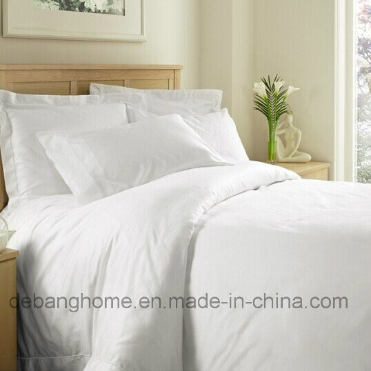 Hotel Bed Linens Factory Soft Natural Hotel Bedding (MG-BZ003)