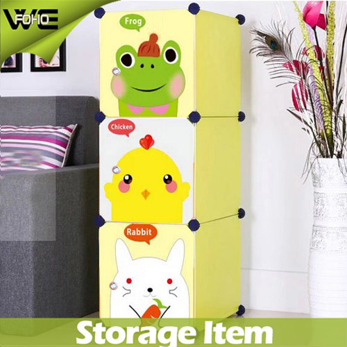 Stackable Display Box Baby Plastic Home Kids Storage Box pictures & photos