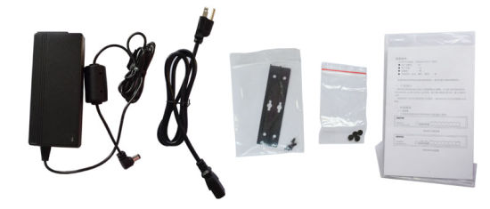 4 Port Poe +2 Data Uplink Port Poe Switch Power Supply to IP Camera pictures & photos