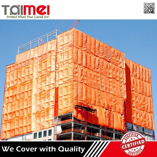 PE Insulated Construction Tarp Concrete Curing Blankets Winter Insulated  Tarpaulin