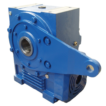 Coa Cone Worm Gear Reducer with Hollow Shaft pictures & photos